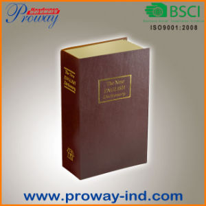 Mechanical Book Safe /Metal Book Box (B-S06-MPC) pictures & photos