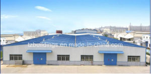Prefabricated Steel Frame Warehouse pictures & photos