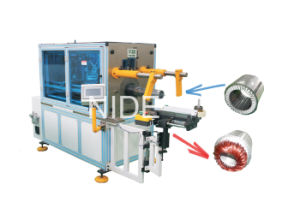 Automatic Stator Coil and Wedge Insertion Machine pictures & photos