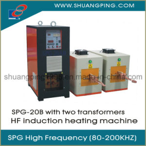 Spg High Frequency Induction Heating Machine pictures & photos