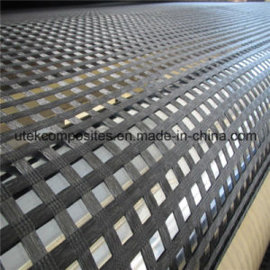 Polyester Biaxial Geogrid for Road Reinforcement pictures & photos