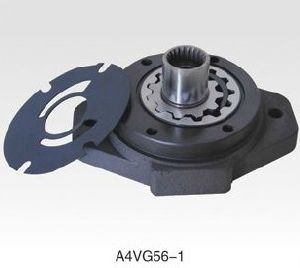 Hydraulic Oil Filling Pump Engine Parts Slippage Pump A4vg56 Charge Pump Spare Parts pictures & photos