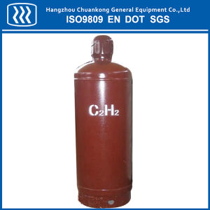5L Oxygen Nitrogen Argon CO2 Acetylene Steel Gas Cylinder pictures & photos