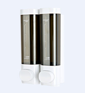 Simple Elegant Wall Mounted Plastic Soap Dispensers pictures & photos