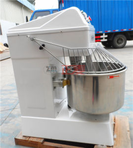 Zhenbao Series Stainless Steel 40L Spiral Dough Mixer Machine Installation Manual (ZBH-40L) pictures & photos