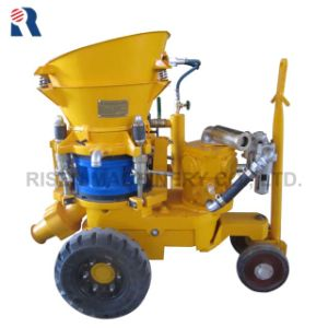 Durable Sprayed Concrete Machine - Concrete Spraying Machine with Air Motor (PZ-3) pictures & photos
