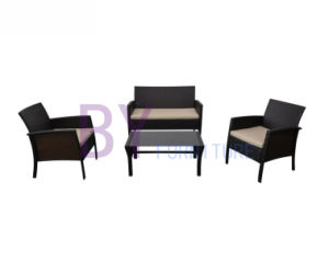 New Design Rattan Garden Outdoor Furniture Sofa Set pictures & photos