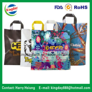 Plastic Bags/Polybag for Soft Loop Carrier Bag