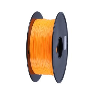 China Wholesale Price Orange Color 3D Printer ABS Filament pictures & photos