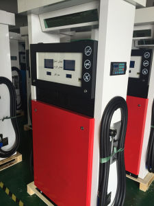 Double Nozzles Tatsuno Fuel Dispenser for Gas Station pictures & photos