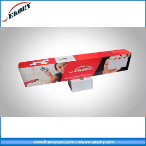 Lamination PVC Material Seaory White Blank PVC Card pictures & photos