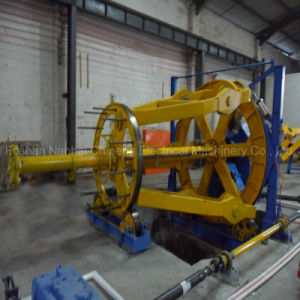 Power Electric Wire Cable Making Machine for Insulated Nichrome Wire pictures & photos