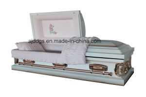 White Shaded Cooper Casket (18138238) pictures & photos