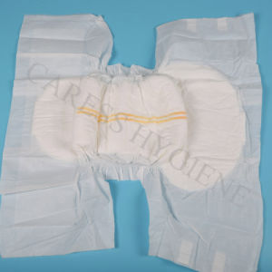 High Absorbent Disposable Adult Diaper pictures & photos