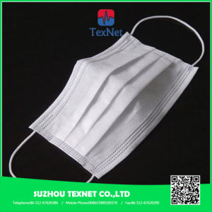 China Supplier Medical Disposable 3ply Non-Woven Face Mask pictures & photos