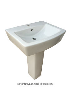 2016 New Design Ce Certification Pedestal Basin 1080 pictures & photos
