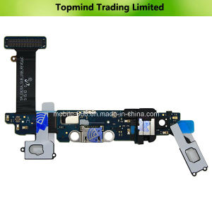 for Samsung Galaxy S6 G920A G920p G920t Charging Port Flex Cable with Earphone Jack and Sensor pictures & photos