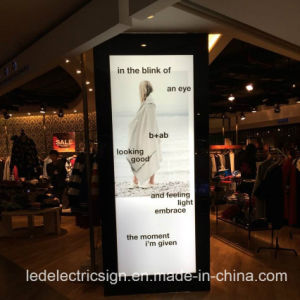 Shop Display Snap Frame LED Billboard pictures & photos