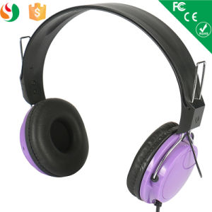 Noise Cancelling Headphone Mobiles Headphones pictures & photos