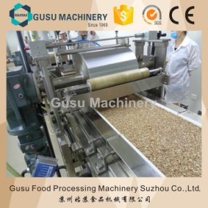 ISO9001 Gusu High Efficiency Chocolate Energy Bar Making Machine for Sale pictures & photos