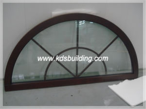 Wooden Fixed Window Frames for Sales (KDSAW078)