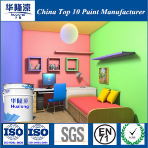 Hualong Colorful Emulsion Wall Paint/Coating pictures & photos
