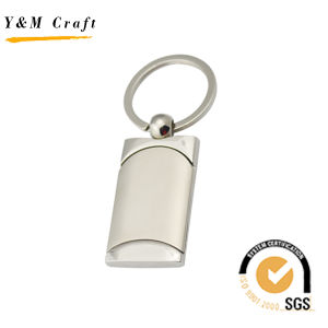 Factory Wholesale Blank Metal Keychains (Y02463) pictures & photos