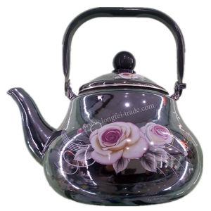 Enamel Kettle, Enamel Teapot, Enamelware, Enamel Iron Cast Teapot pictures & photos