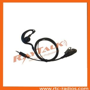 Two Way Radio Earhook Earpiece for Kenwood Pkt-23 pictures & photos