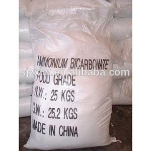 Ammonium Bicarbonate Food Grade pictures & photos