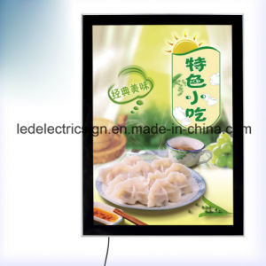 LED Magnetic Slim Light Box pictures & photos
