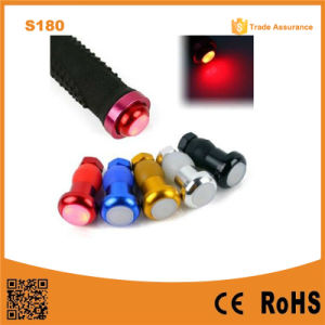 S180 Promotional Handlebar Flashing Safety Bicycle Turn Signal Light pictures & photos