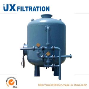 Pressure Sand Filter Multiple Layers Graded Quartz Sand pictures & photos