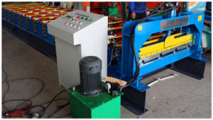 Corrugated Roofing Sheet Making Machinery pictures & photos
