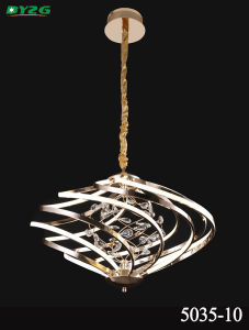 Modern Hotel Decorative Chandeliers Byzg 5035-10 pictures & photos
