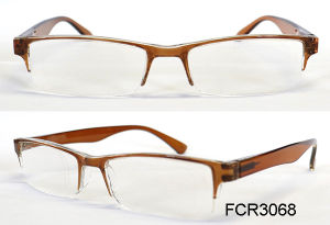 New Slim Frame and Army Style Pattern Reading Eyewear Matched Clear Diopter Reading Glasses pictures & photos