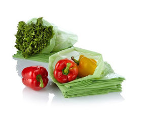 High Quality Green Bag and Fresh Plastic Bags pictures & photos