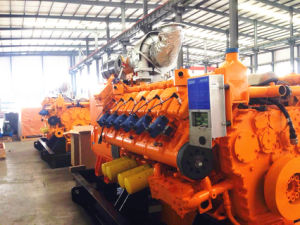 Googol Generator Use 684kw 50Hz AC Three Phase Gas Engine pictures & photos