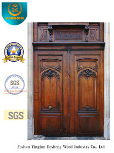 Classic Style European Security Door for Exterior (m2-1002) pictures & photos