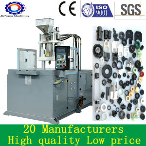 Plastic Rotary Table Injection Machines for Fittings pictures & photos
