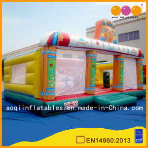 Outdoor Playground Inflatable Castle for Children (AQ02261-1) pictures & photos