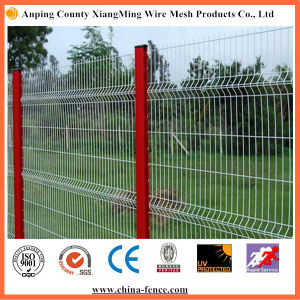 3 Bending PVC Coating Wire Mesh Fence pictures & photos
