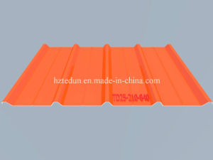 Corrugated Color Steel Sheet for Wall or Roofing pictures & photos