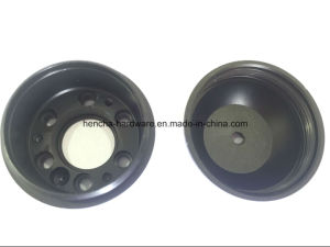 CNC Machining Part Aluminum Housing for Rear-View Mirror pictures & photos