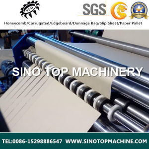 Rewinding Machinery Paper Roll Slitter with SGS pictures & photos