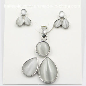 Fashion Costume Stainless Steel Earring Set Jewelry pictures & photos