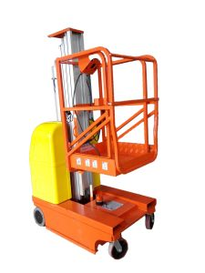 Self-Propelled Stock Order Picker pictures & photos