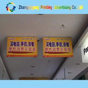 Indoor Hanging Poster for Advertising pictures & photos