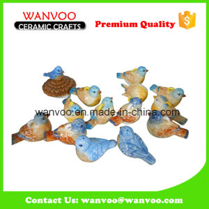 Ceramic Bird Figurine of OEM Statue Mould Set pictures & photos