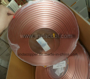 ASTM B280 Standard Pancake Coil Copper Tube pictures & photos